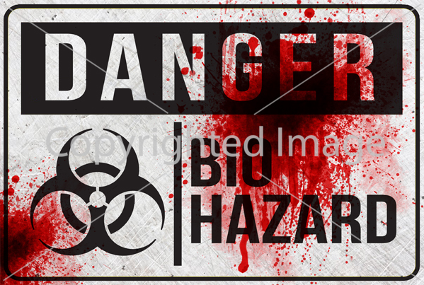 SM - Danger BioHazard