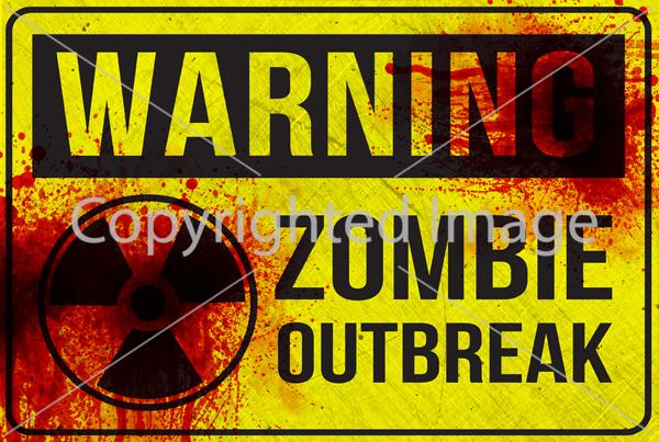 SM-WARNING - Zombie Outbreak