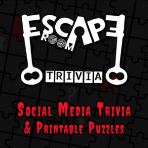 Escape Room Products