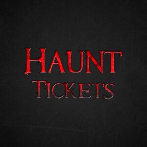 Haunt Tickets