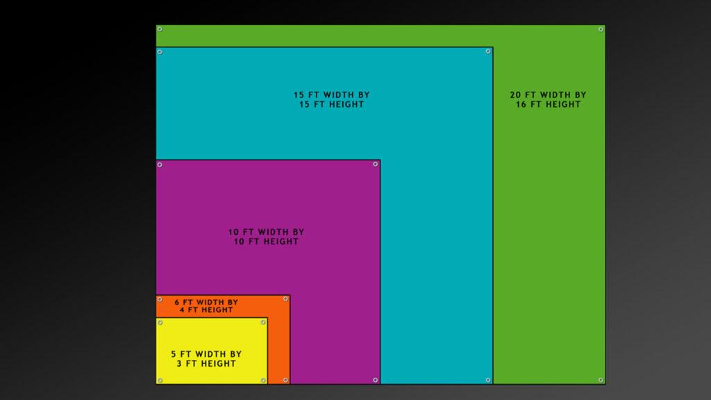 Outdoor Vinyl Banner | Waterproof & Durable 13oz Blockout Vinyl