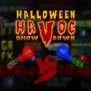 Halloween Havoc Battles