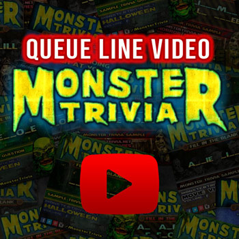 Queue Line Monster Trivia Spookteek Subscriptions