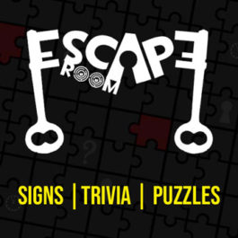 Escape Room Spookteek Subscription
