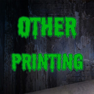 Other Printing