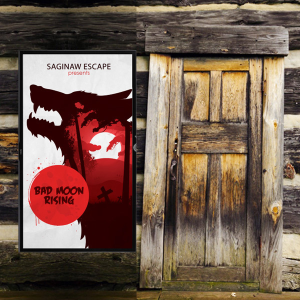 Digital Escape Room Posters